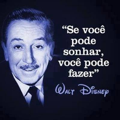 Walt Disney Sonhe Realize