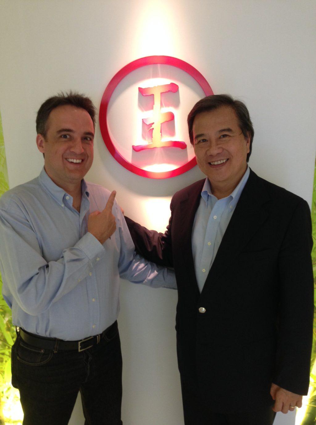 Robert Wong Entrevista