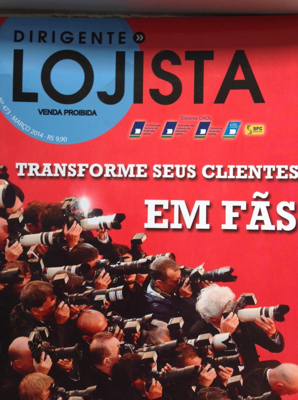 Revista Dirigente Lojista